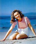1945_beach_sitting_striped_shirt_by_dd_010_1
