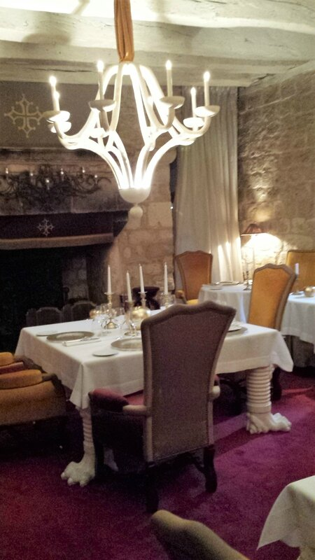 2014 10 10 - atelier de cuisine et déjeuner à l'Aubergade de Puymirol avec le chef Michel Trama (6)