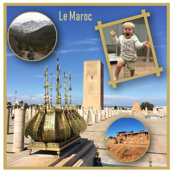 * La bonne humeur, le Maroc