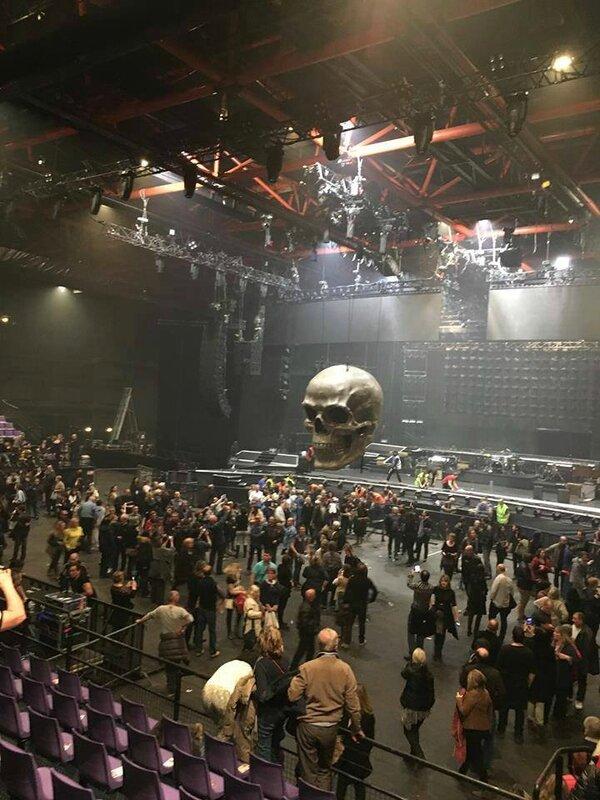 le 16 mars 71 concert Rester Vivant Tour de Pau (14)