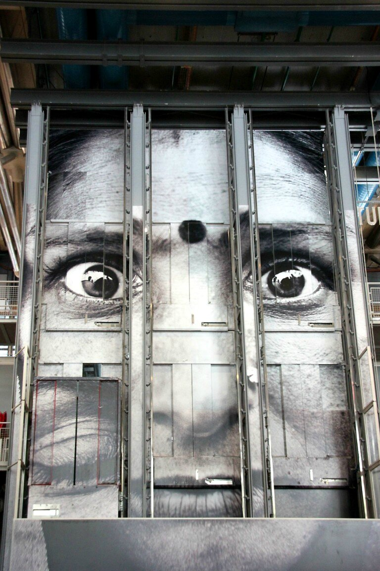JR - Inside Out Beaubourg_1729