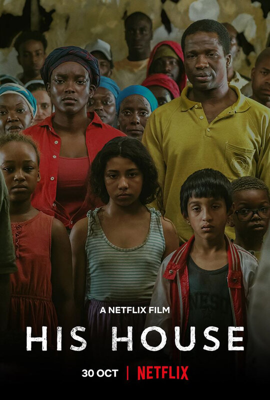 His House Affiche