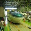 Shinkansen Fastech E 954, prévu pour rouler à 360 km/h!