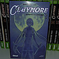 Claymore - tome 2 [norihiro yagi]