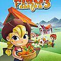 Green farm 3 : un jeu de ferme à télécharger sur ton mobile