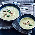 Une soupe réconfortante pour le dîner