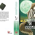 [cover reveal] spice & wolf t2 | sword art online t3