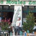 Les Moules Zola - Dijon - Septembre 2006