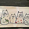 7 Des chats pas rats plats plats