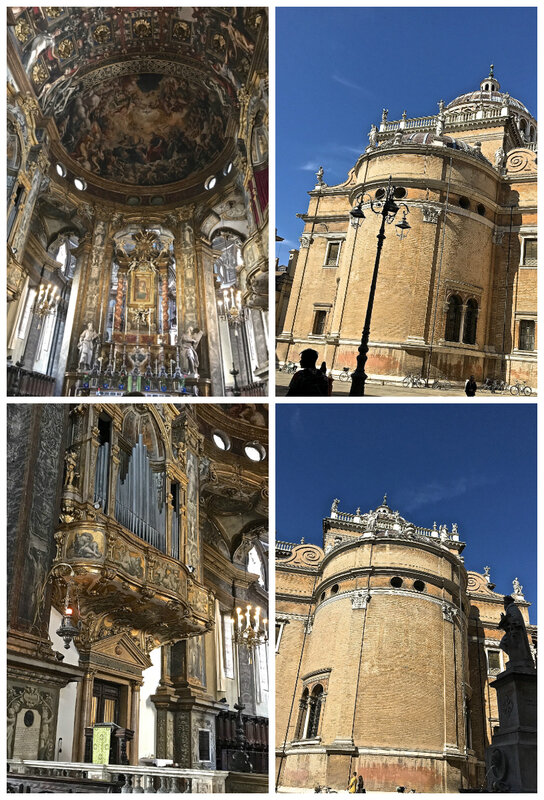 chiesa Madonna della Stecatta