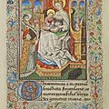 Exhibition at chester beatty library focuses on a masterpiece of fifteenth-century illumination