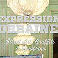 Reportage photo - le street art s'exprime sous les lustres de l'institut culturel bernard magrez avec