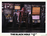 The Black Hole lobby card 2