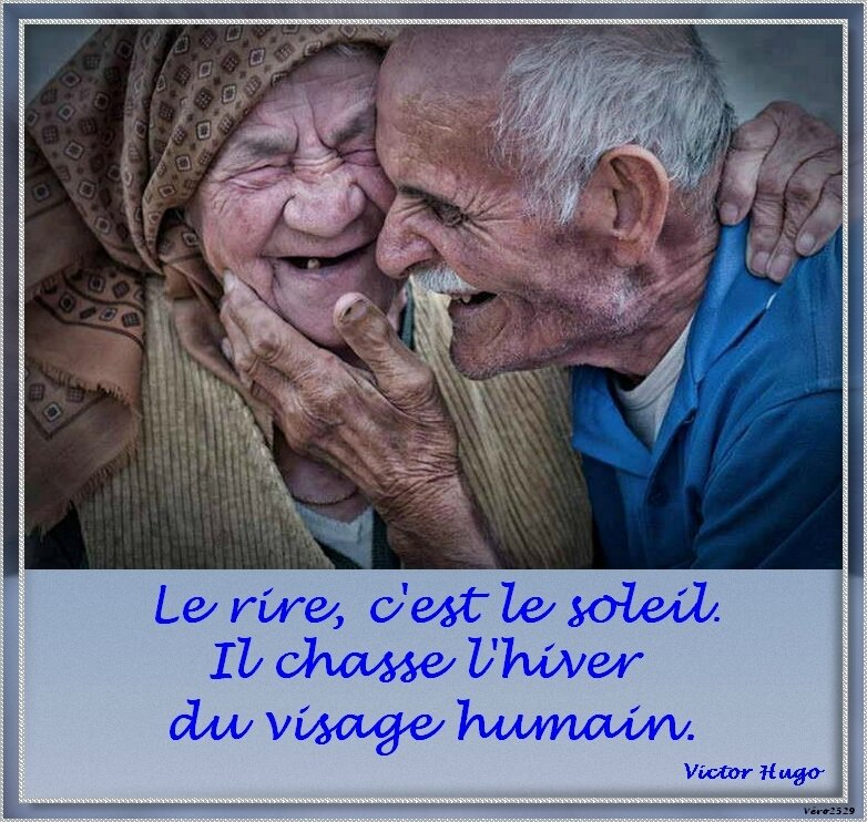 le rire hiver humain victor hugo