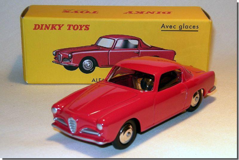 Dinky Atlas Alfa Romeo 1
