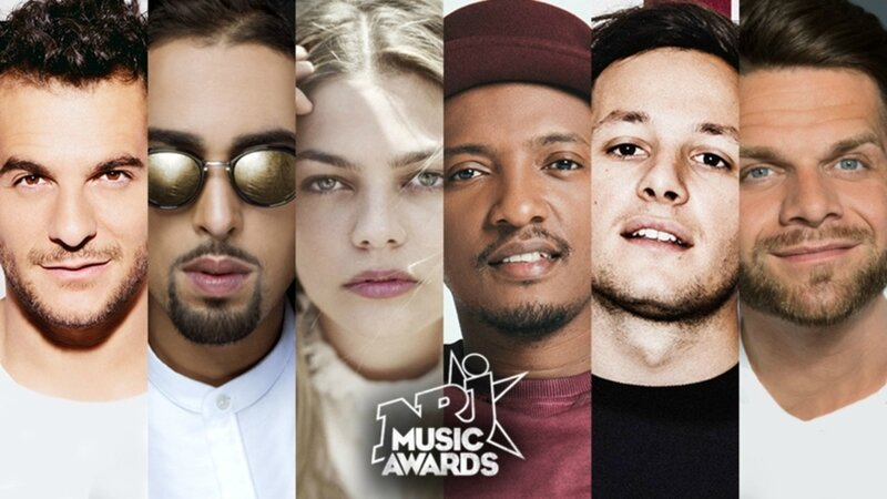 nrj-music-awards 2017 amir
