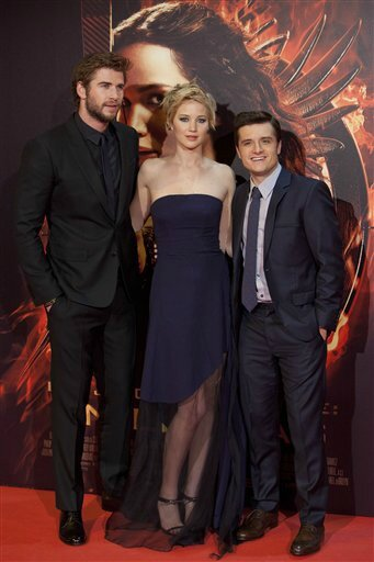 Catching Fire Premiere Madrid04