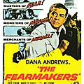 La cible parfaite (the fearmakers). jacques tourneur
