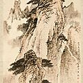 Five chinese paintings at the peabody essex museum
