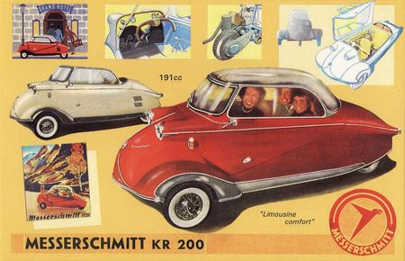 MesserschmittKR200