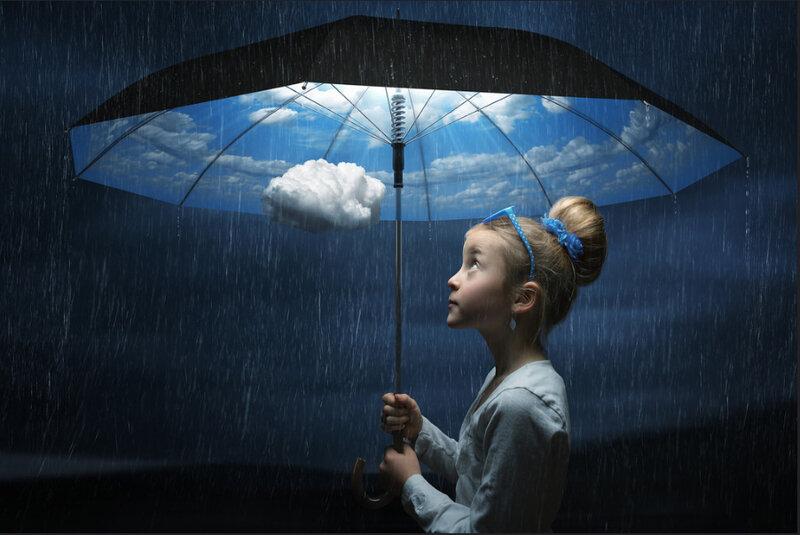 DDS 519 John Wilhelm 1 Le parapluie à beau temps