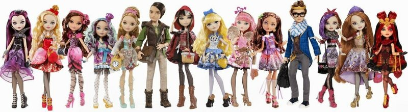 Ever After High ♥