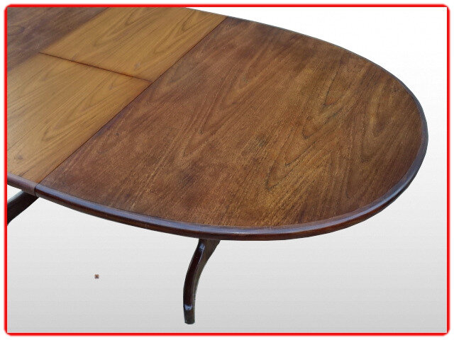 Table extensible G-Plan vintage 1960