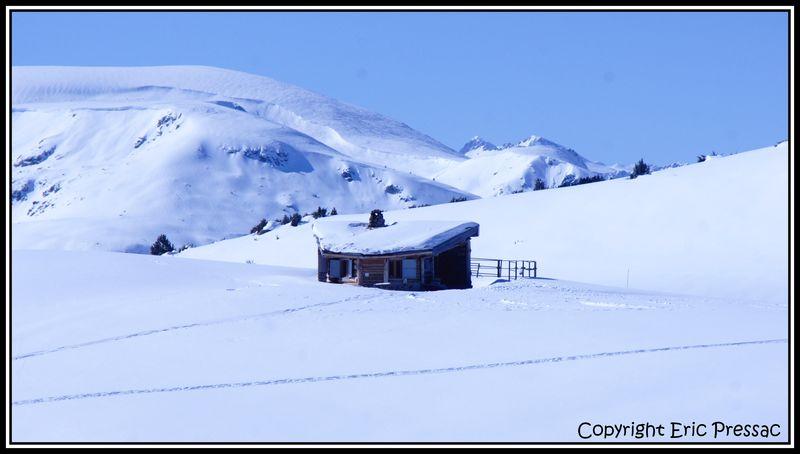 Plateau de Beille -La Cabane des Isarges