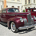Packard one twenty deluxe 2door convertible 1941