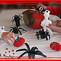 Animations déco d'halloween