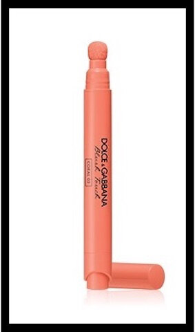 dolce et gabbana look peony lovers blush touch in 03 coral