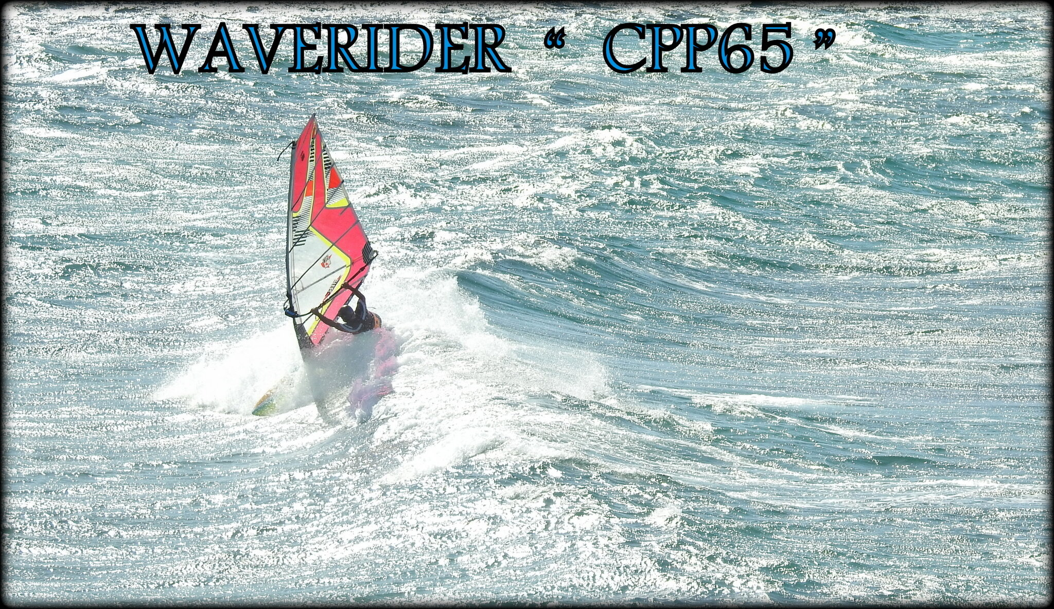 "WAVERIDER "" CPP65 "" ! ..."