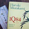 1q84 {livre 1 - avril-juin} - haraku murakami