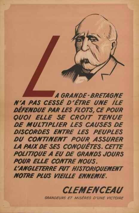 Clemenceau GB Imp Bedos et cie