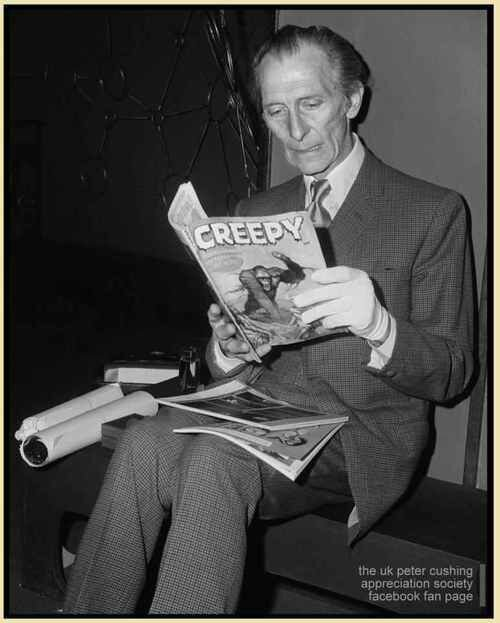 peter-cushing-reading-a-monster-magazine
