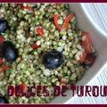 Salade de haricots mungo - maş fasulyesi salatası