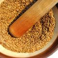 Le gomasio, un excellent condiment macrobiote :