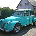 CITROËN 2CV pick-up Rustenhart (1)