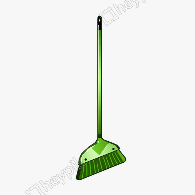 psd-cleaning-tool-broom-illustration-heypik-8MU46BN