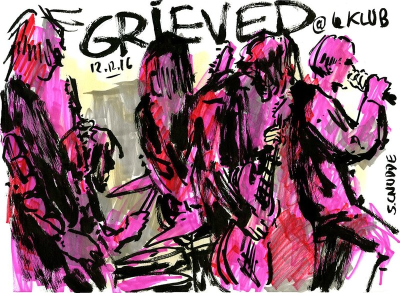 Grieved