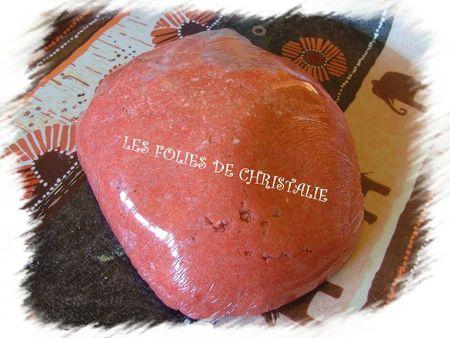 Sablés aux biscuits roses 6