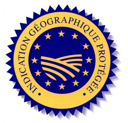 logo indication geographique protegee