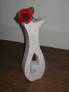 vase coeur rouge carton et plus. Black Bedroom Furniture Sets. Home Design Ideas