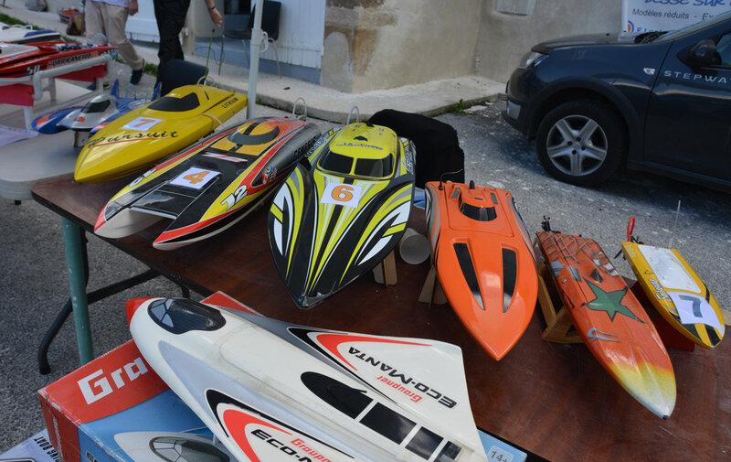 les racers d'Arpino et Antoniotti