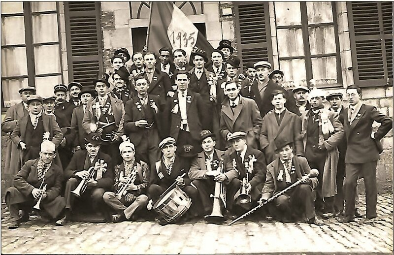ANOR-Conscrits Classe 1935