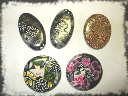 cabochons_fimo