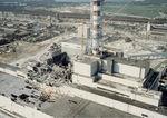 La_centrale_nucl_aire_de_Tchernobyl_apr_s_l_accident