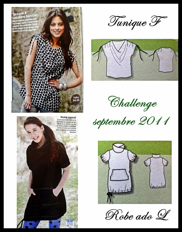 challenge sept 2011