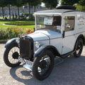 DIXI DA1 fourgonnette 1928 Schwetzingen (1)