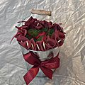 Un bouquet d'arômes pour vos alliances